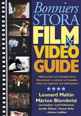 Bonniers stora film & videoguide