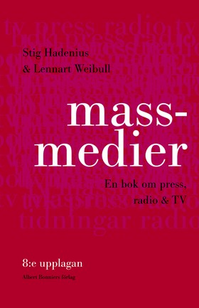 Massmedier, 8:e