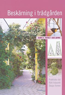 Beskärning i trädgården
