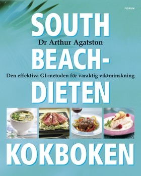South Beach-dieten. Kokboken