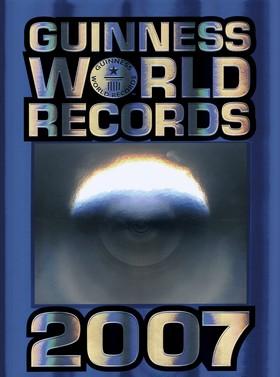 Guinness World Records 2007. Rekordboken