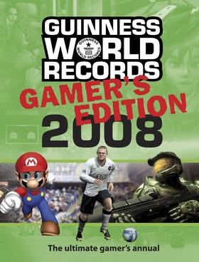 Guinness World Records 2008. Gamer's edition