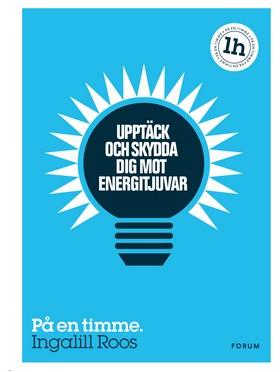 Upptäck och skydda dig mot energitjuvar