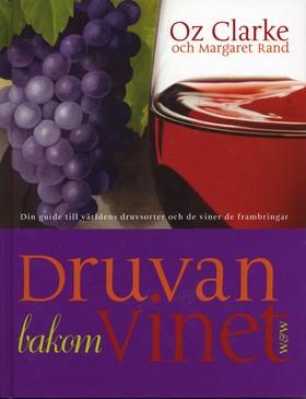 Druvan bakom vinet