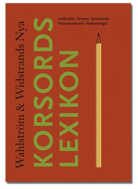 Wahlström & Widstrands nya korsordslexikon