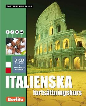 Italienska fortsättningskurs, språkkurs