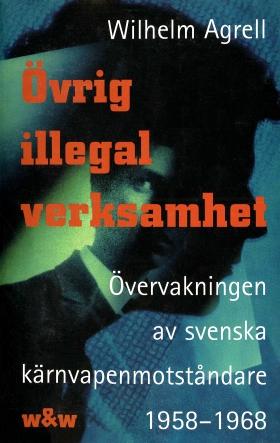 Övrig illegal verksamhet