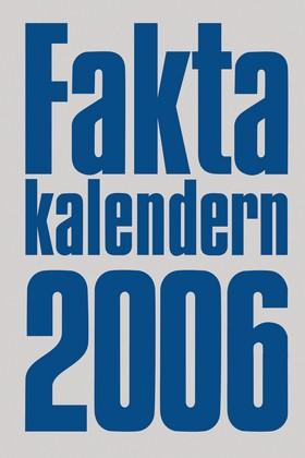 Faktakalendern 2006