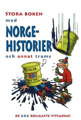 Stora boken med norgehistorier