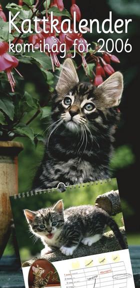 Kattkalender - kom-ihåg för 2006