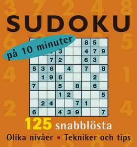 Sudoku på 10 minuter