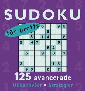 Sudoku för proffs