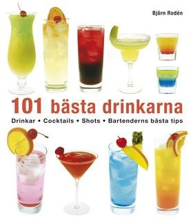 101 bästa drinkarna