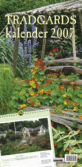 Trädgårdskalender 2007