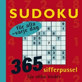 Sudoku för alla - varje dag