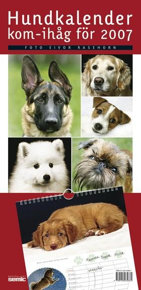 Hundkalender - kom-ihåg för 2007