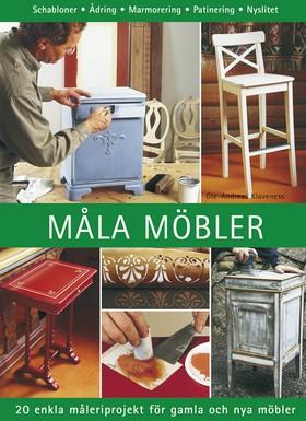 Måla möbler