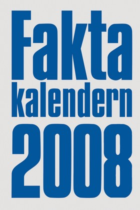 Faktakalendern 2008