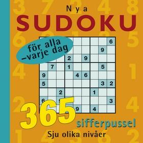 Nya sudoku för alla - varje dag