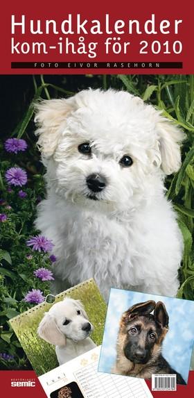 Hundkalender - kom-ihåg för 2010