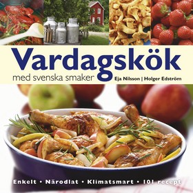Vardagskök med svenska smaker