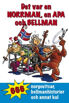 Det var en norrman, en apa och Bellman