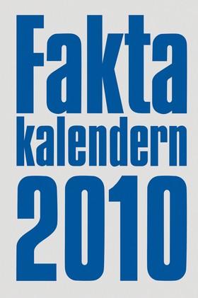 Faktakalendern 2010
