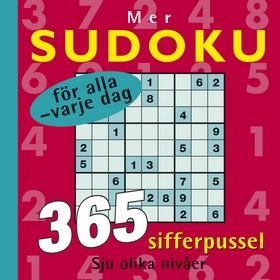 Mer sudoku för alla –- varje dag