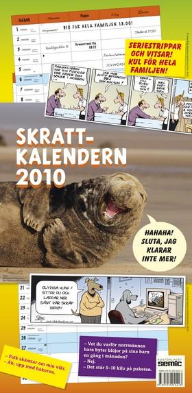Skrattkalendern 2010