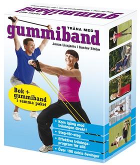 Träna med gummiband (bok+kartong)