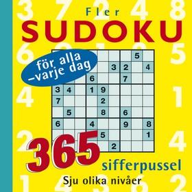 Fler sudoku för alla - varje dag
