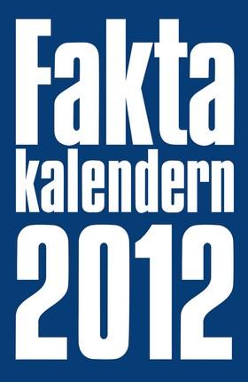 Faktakalendern 2012