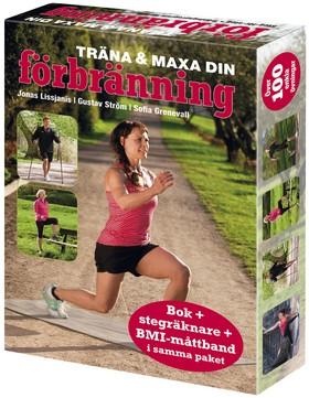 Träna och maxa din förbränning (bok+kartong)