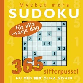 Mycket mera sudoku för alla