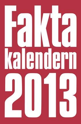 Faktakalendern 2013