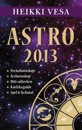 Astro 2013