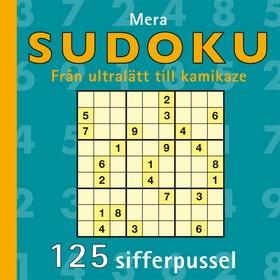 Mera sudoku - från ultralätt till kamikaze