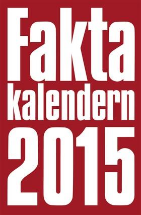 Faktakalendern 2015