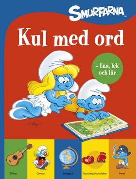 Smurfarna: Kul med ord – läs, lek och lär