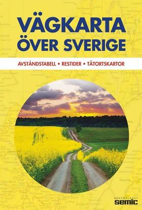 Vägkarta över Sverige