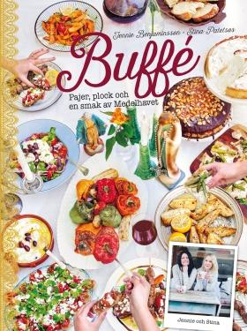 Buffé – pajer, plock och en smak av Medelhavet