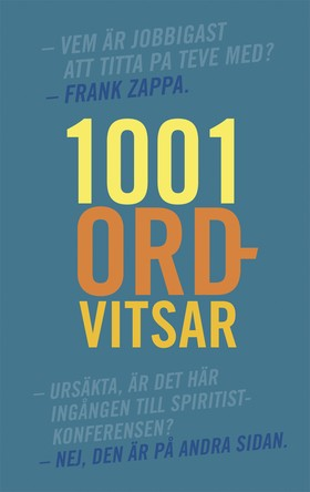 1001 ordvitsar