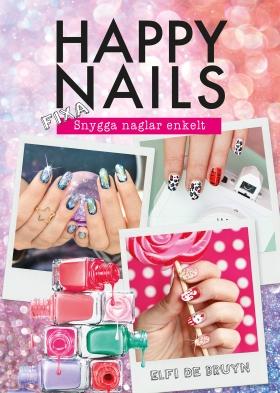 Happy Nails – fixa snygga naglar enkelt
