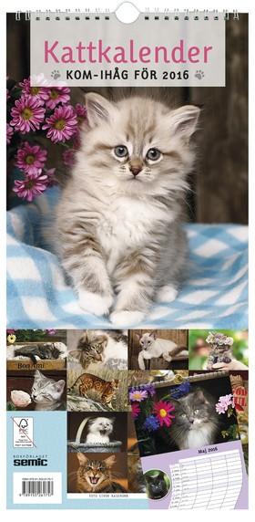 Kattkalender 2016