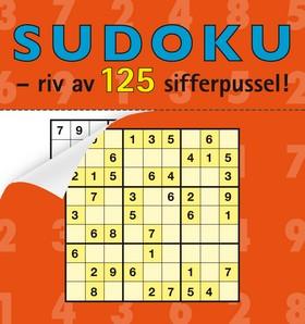 Sudoku - riv av 125 sifferpussel!