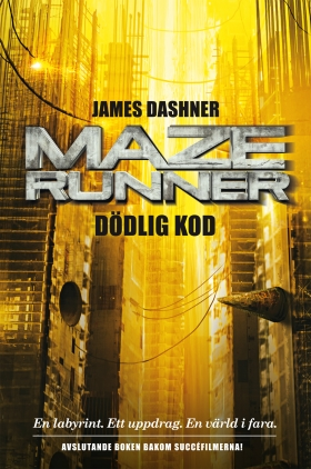 Maze runner - Dödlig kod