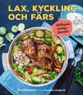 Lax, kyckling och färs – lättlagade vardagsfavoriter