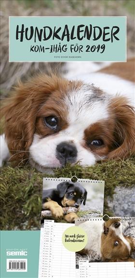 Hundkalender 2019