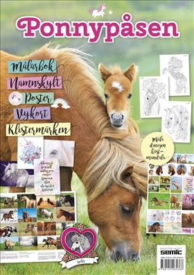 Ponnypåsen 2018