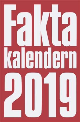 Faktakalendern 2019